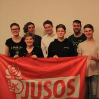Auf der JHV des Juso-Kreisverbandes Rosenheim-Land wurde ein neuer Vorstand gewählt.